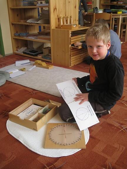 Montessori Education Sensory Activities