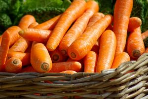 Carrots superfood should be eaten daily