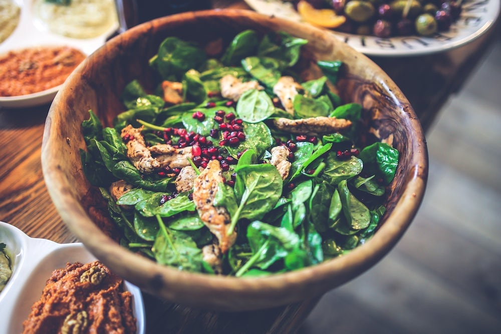 Spinach is a superfood that should be eaten daily