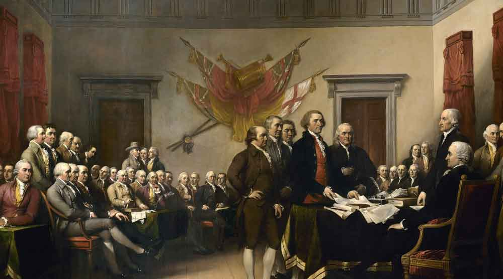 Founding Fathers 28 Principles of Freedom