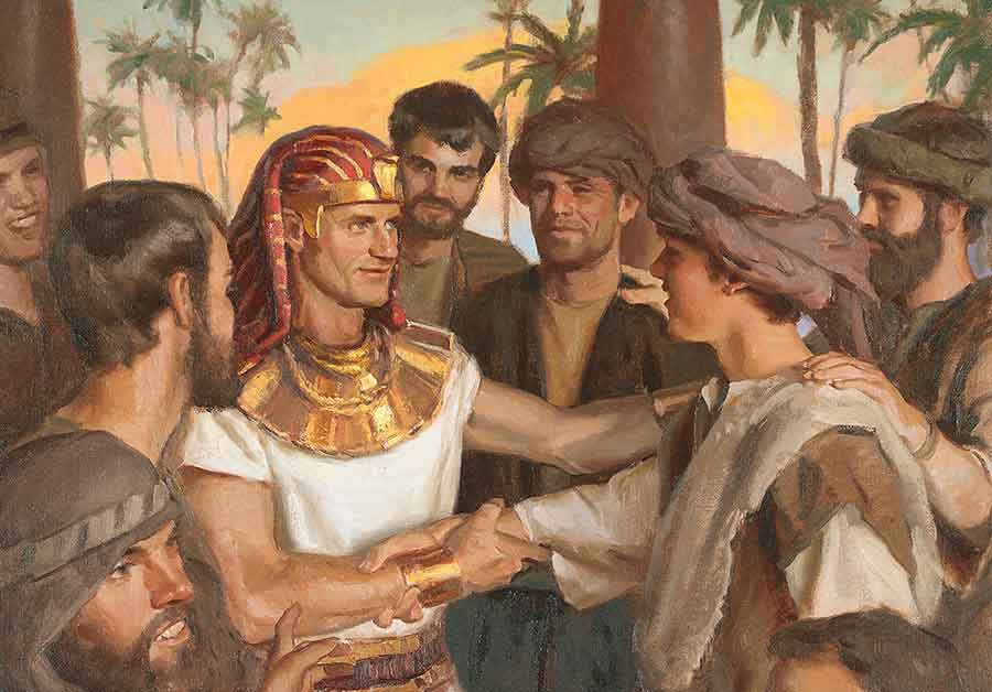 Joseph in Egypt – A Model for Temporal and Spiritual Success