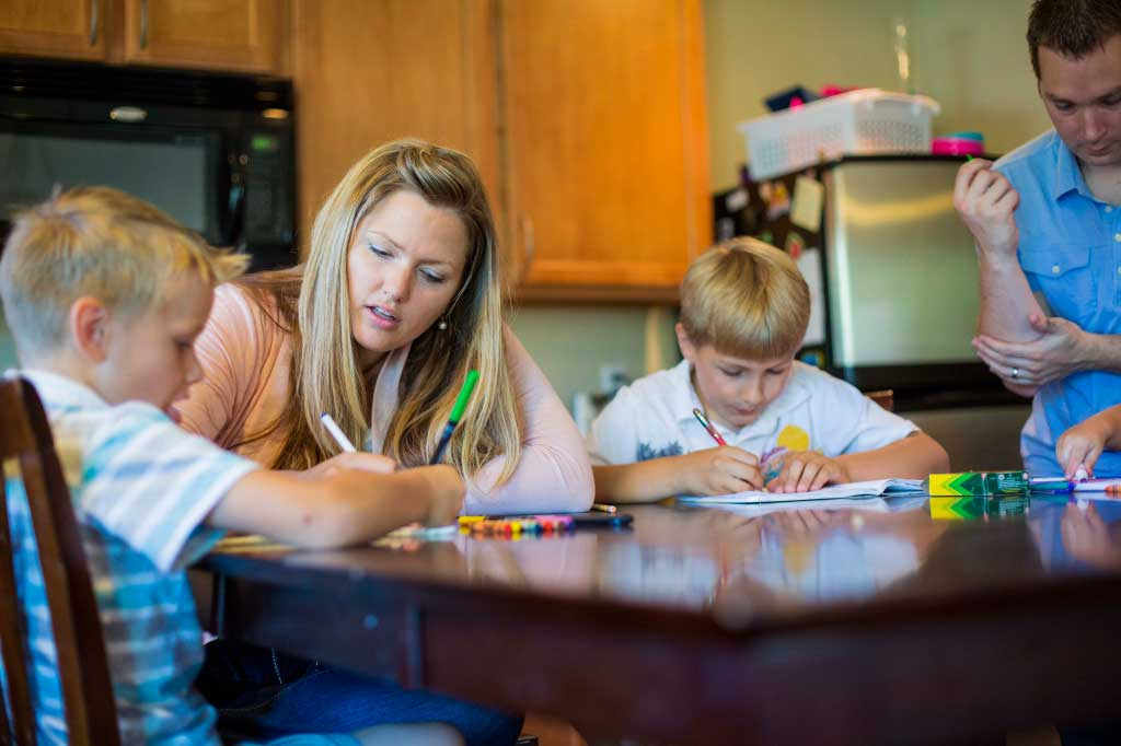 Why We Choose to Homeschool our Kids
