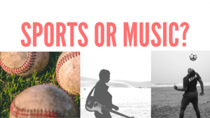 Music and Sports Education for Kids Personal Development