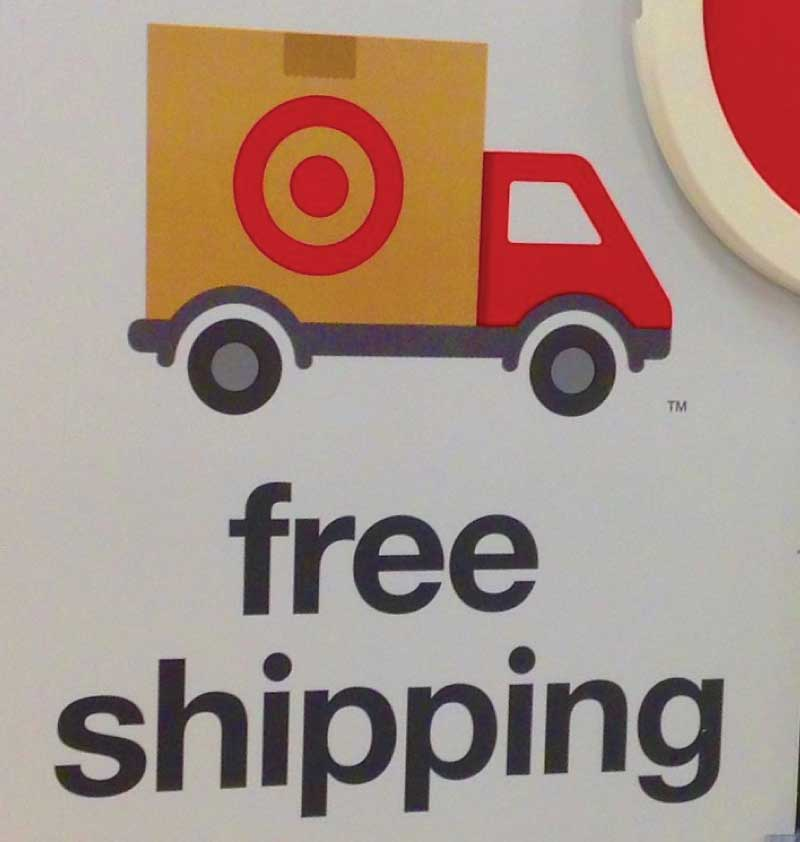 Free Shipping Ecommerce Sales