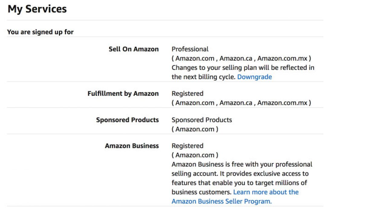 can you sell on amazon for free
