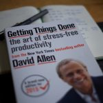 Getting Things Done – David Allen's Productivity Time Management Method