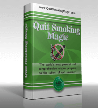 Quit Smoking Magic Cessation Program by Mike Avery