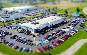 Purchase Automobile from Used Car Dealership