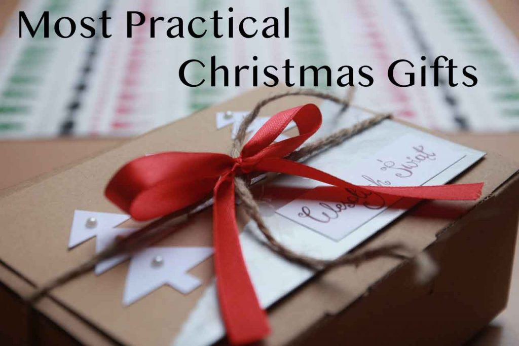 Most Practical Christmas Gifts