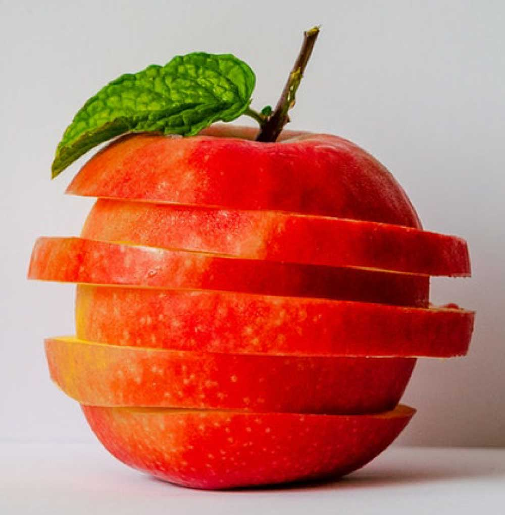 Apple Naturally Healthy Food