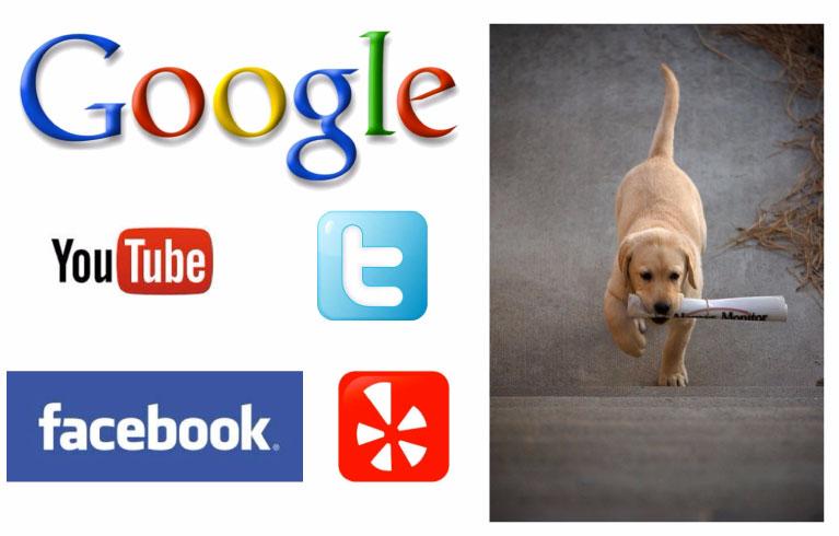 Search Engines Social Media Internet Inbound Marketing