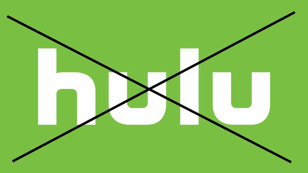 Cancel Hulu TV Account Subscription