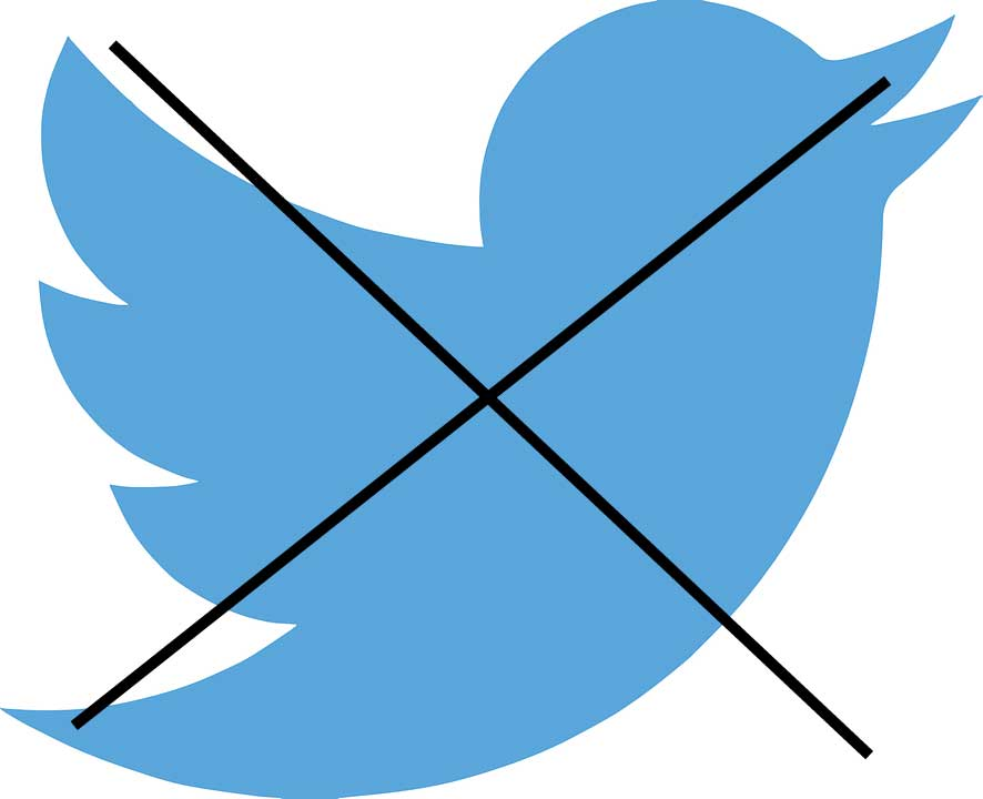 How to Delete Twitter Account Profile