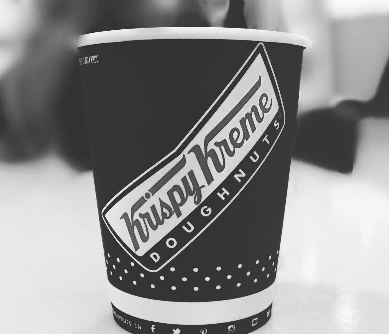 Krispy Kreme Registere Trademark
