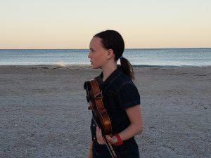 Homeschool Maylee Violin Beach Florida