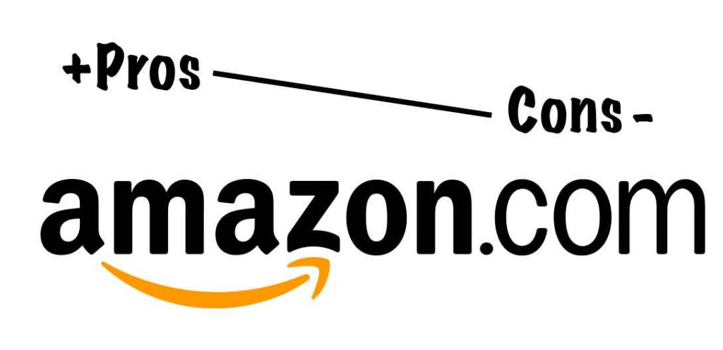 Pros and Cons of Selling on Amazon.com
