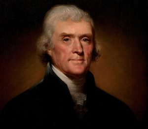 Thomas Jefferson Bible Believing Christian