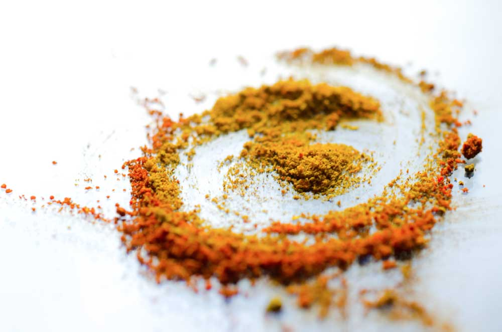 Treating Asthma with Turmeric