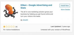 Cancel Kliken Google Ads Account