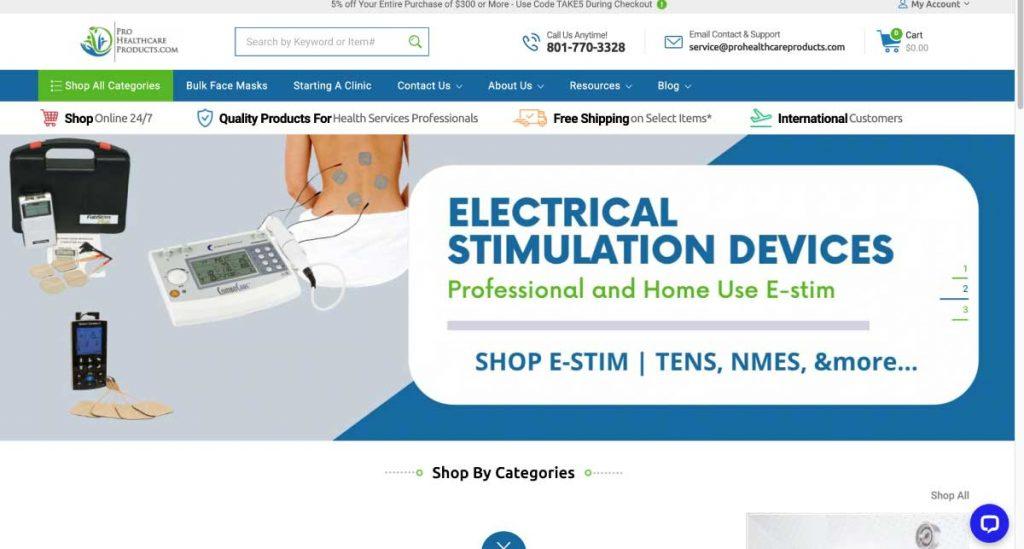 Ecommerce Drop-ship Store