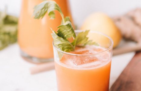 Celery Juice Hair Health Benefits